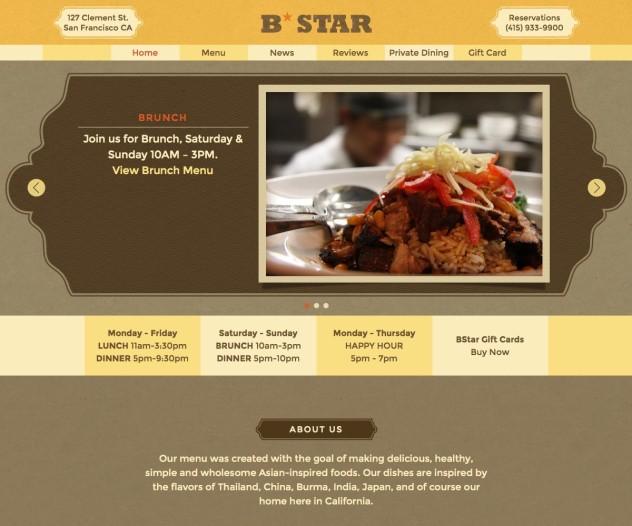 B Star Bar