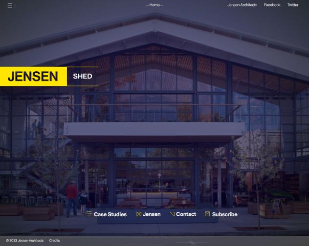 Jensen Architects Case Studies