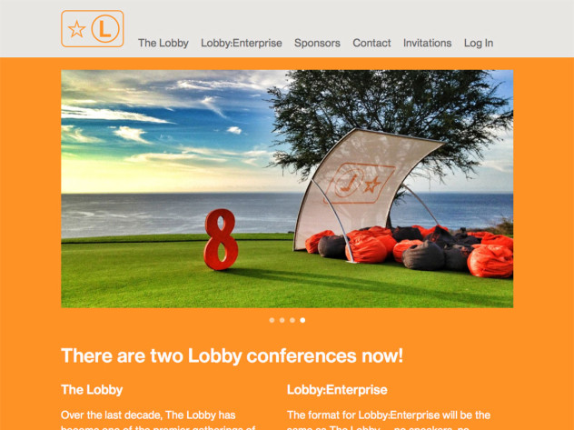 The Lobby conferences